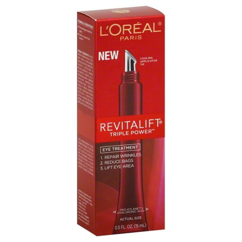 L'Oreal Revitalift, Triple Power Eye Treatment, 0.5 fl oz (15 ml)