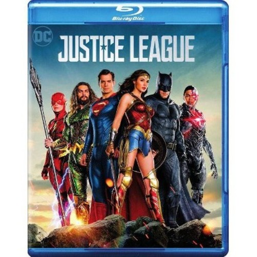 Justice League (Blu-ray + DVD + Digital)