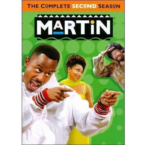 Martin: The Complete Second Season (Full Frame)