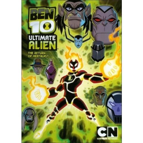 Ben 10: Ultimate Alien - The Return of Heatblast [2 Discs]