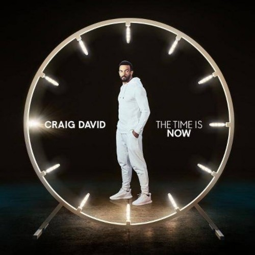 Craig David - Time Is Now (CD)