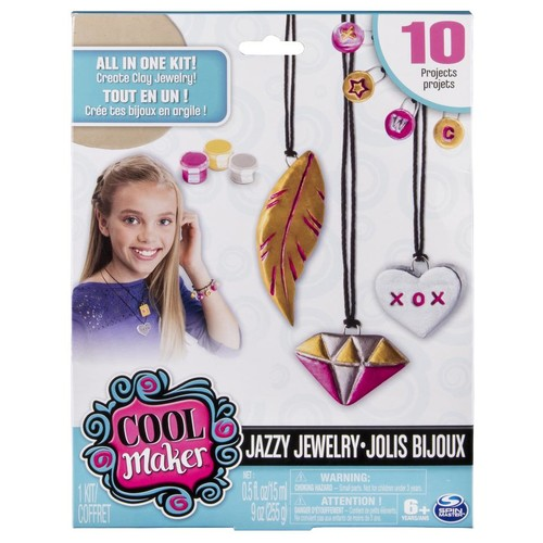 Cool Maker Jazzy Jewelry Kit