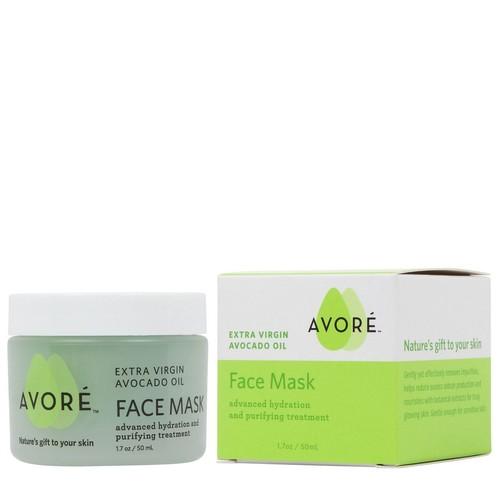 Avore Extra Virgin Avocado Oil Face Mask, 1.7 oz