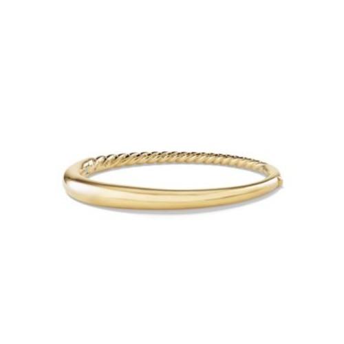 Pure Form 18K Yellow Gold Bracelet