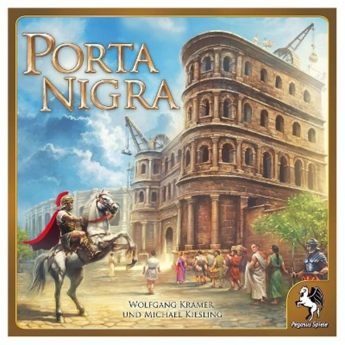 Strong Hold Porta Nigra Board Games