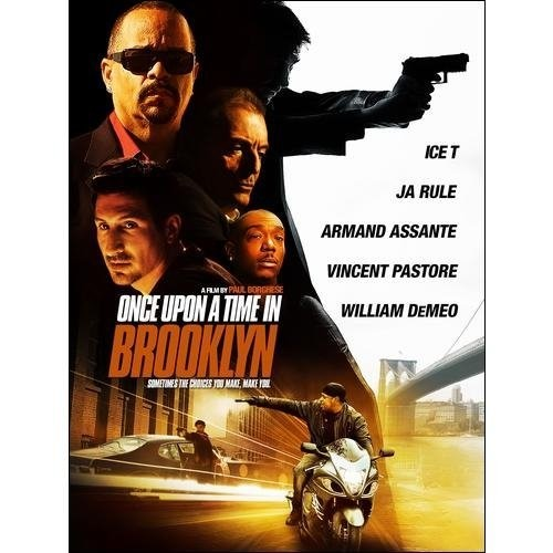 Once Upon a Time in Brooklyn [DVD] [2012]