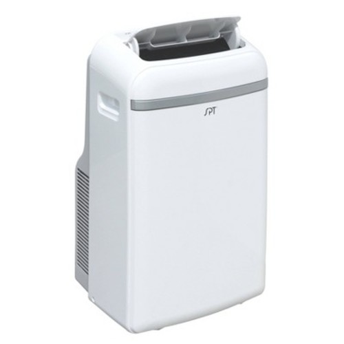 Sunpentown - 14000-BTU Portable Air Conditioner - White