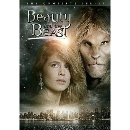 Beauty and the beast:Complete series (DVD)