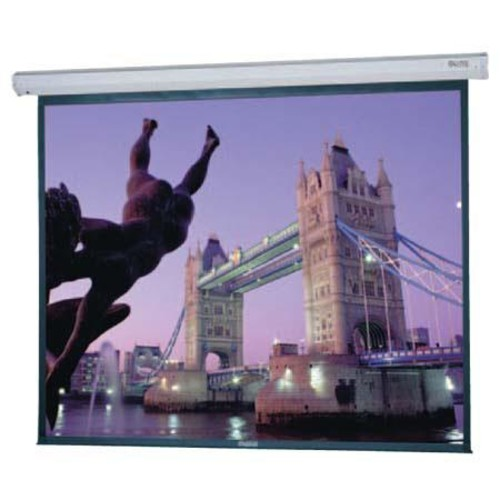 Cosmopolitan Electrol Video Format Electric Wall and Ceiling Projection Screen, 123x164