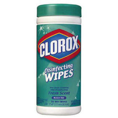 Clorox Sales 01593 FRS Wipes Fresh Scent Disinfectant 35 Count - Pack of 12