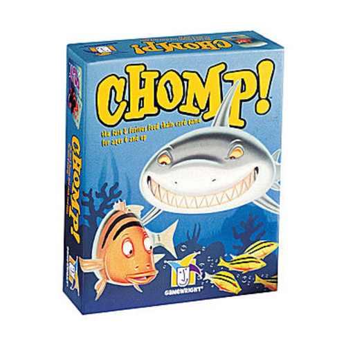 Gamewright Chomp! Card Game