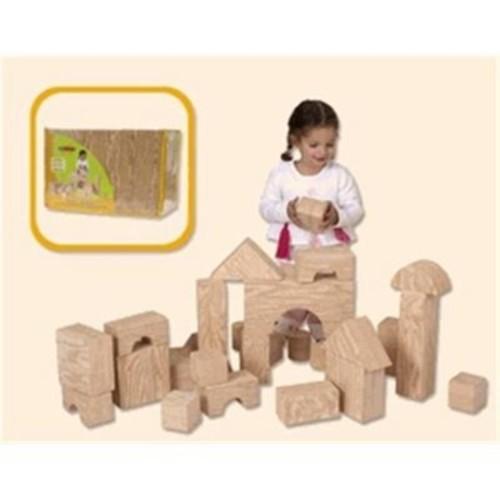 Edushape Wood-Like Giant Blocks (Edus109)