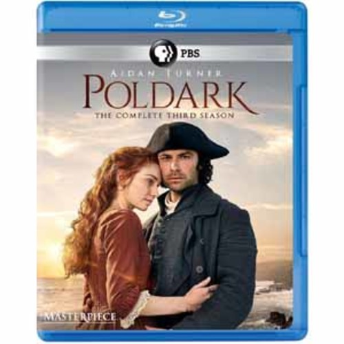 Masterpiece: Poldark Season 3 [Blu-Ray]