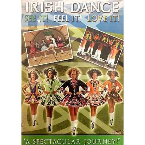Irish Dance: See it! Feel It! Love it! (DVD)
