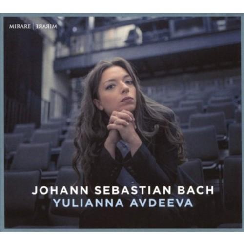 Yulianna Avdeeva - Bach:English Suite No 2/Toccata Bwv91 (CD)