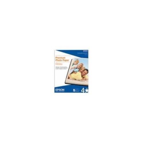 Epson Premium High Gloss Photo Paper, 13