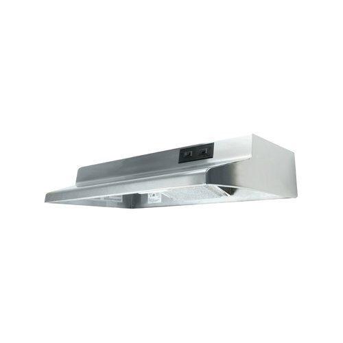 Air King AX130 160 CFM 30 Inch Wide Under Cabinet Range Hood with 2 Speeds and Aluminum Mesh Filters from the Advantage