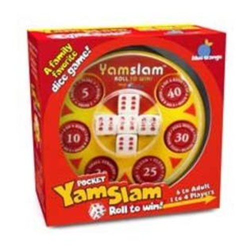 Blue Orange Games Pocket Yamslam Board Game