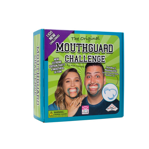 Identity Games Mouthguard Challenge Extreme Edition