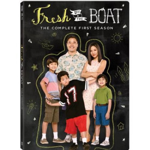 20th Century Fox Home Entertainment Fresh Off The Boat: Season 1
