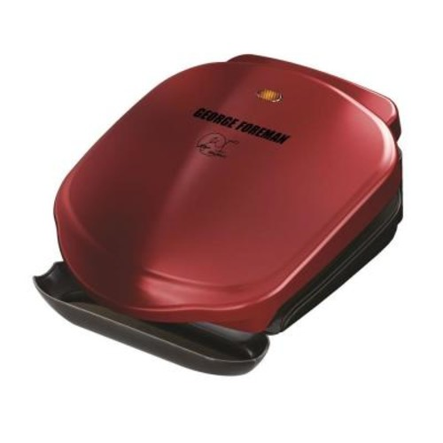 George Foreman Fixed Plate Indoor Grill