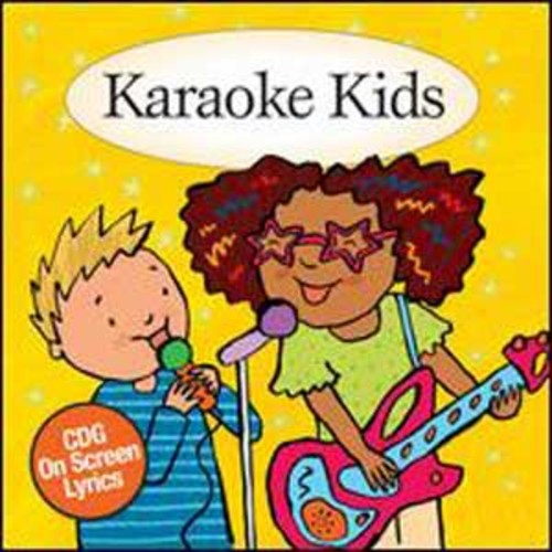 Karaoke Kids: CDG on Screen By Various Artists (Audio CD)
