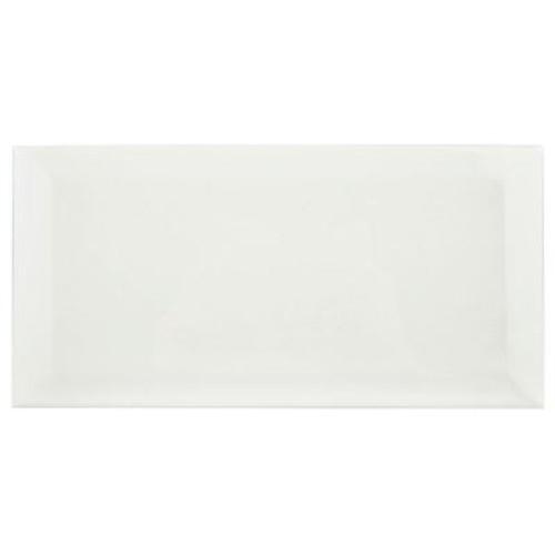 Merola Tile Santorini Biselado Blanco 4 in. x 8 in. Ceramic Wall Tile (10.76 sq. ft. / case)