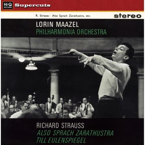Richard Strauss: Also Sprach Zarathustra; Till Eulenspiegel [LP] - VINYL