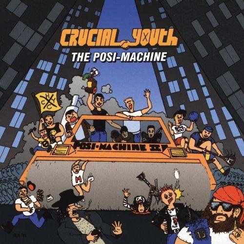 Posi Machine [Bonus Track] [LP] - VINYL