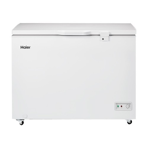 Haier - 9.2 Cu. Ft. Chest Freezer - White