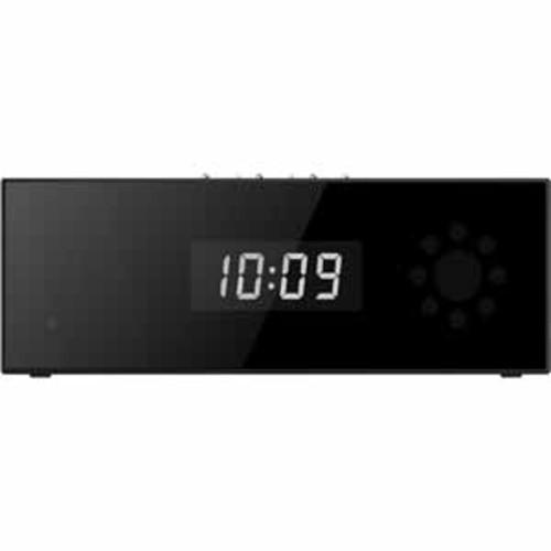LizaTech LizaCam 1080p Desk Clock IP Camera with Bluetooth Speaker & Wifi