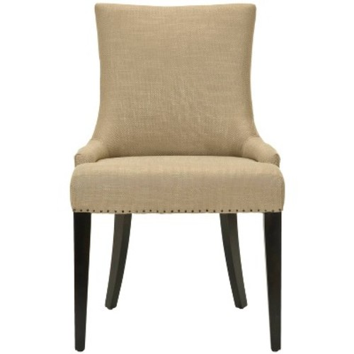 Dining Chairs Gold Brown - Safavieh