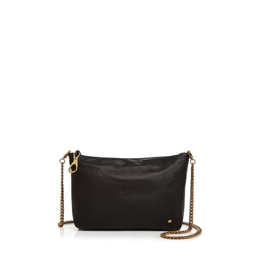 Elsa Convertible Leather Clutch