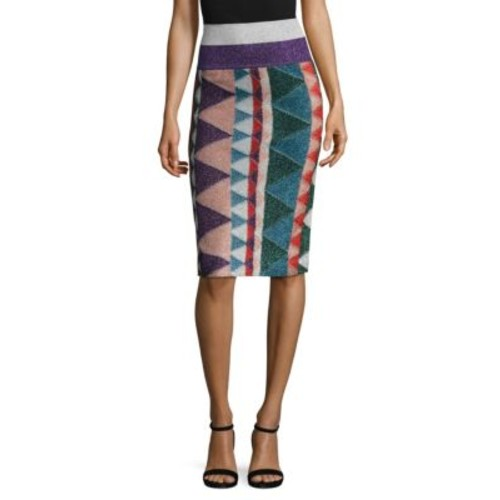 MISSONI Jacquard Knit Skirt