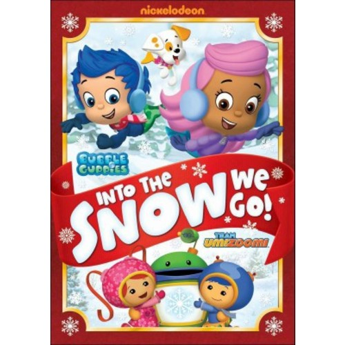 Bubble Guppies/Team Umizoomi: Into The Snow We Go (DVD)