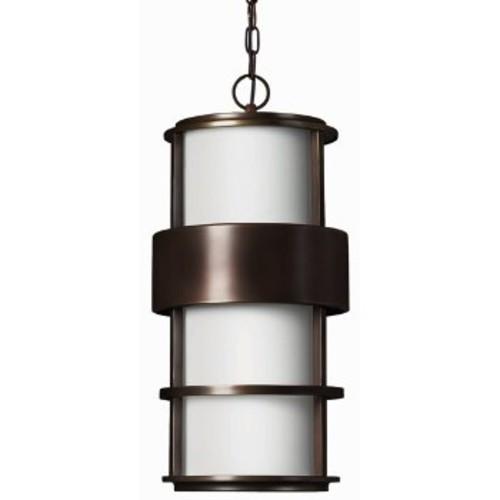 Saturn Outdoor Pendant Light [Finish : Metro Bronze; Light Option : Incandescent]