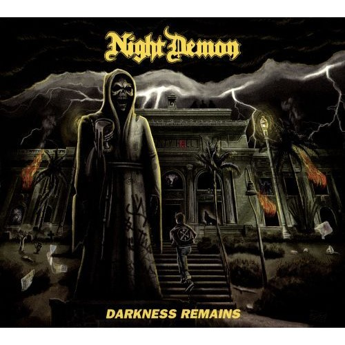 Darkness Remains [CD]