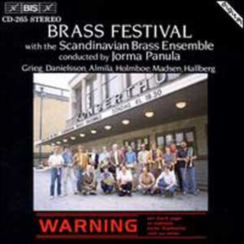 Brass Festival (Audio CD)