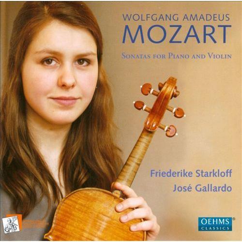 Mozart: Sonatas for Violin and Piano [CD]
