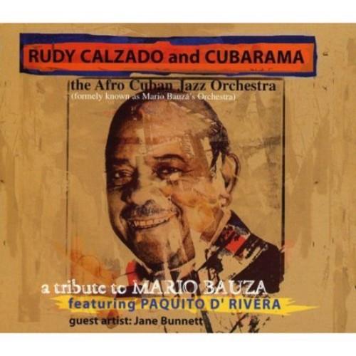 A Tribute To Mario Bauza [CD]