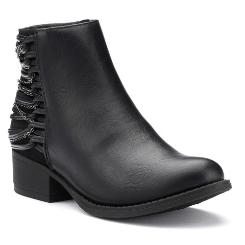 SO Whitney Girls' Ankle Boots