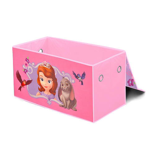 Disney Jr. Sofia the First Collapsible Toy Chest