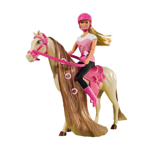 Steffi Love Riding Tour Horse Fashion Doll