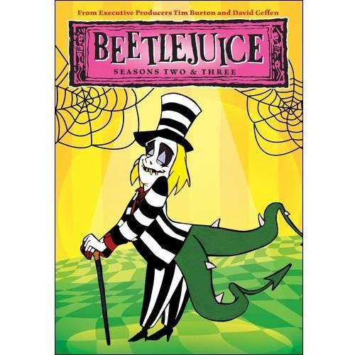 Beetlejuice: Seasons Two & Three