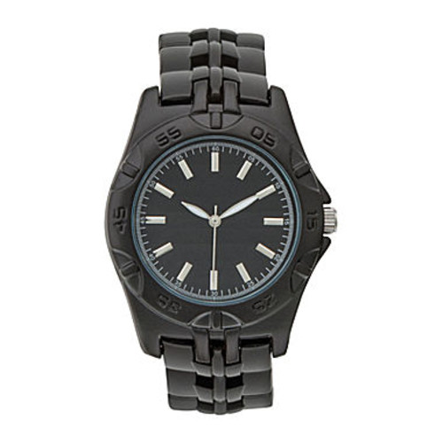 Mens Round Bracelet Watch