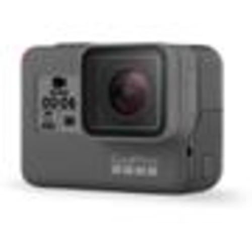 GoPro HERO6 Black 4K Ultra HD action camera with Wi-Fi
