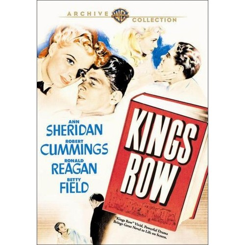Kings Row [DVD] [1941]