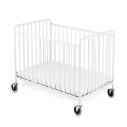 Foundations StowAway Compact-Size Steel Folding Crib