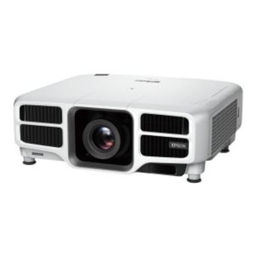 Epson PowerLite Pro L1300U - LCD projector - 8000 lumens - WUXGA (1920 x 1200) - 16:10 - HD 1080p - medium-throw zoom lens - LAN with 3 years Epson Road Service Program