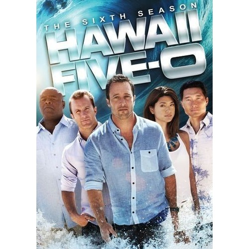 Hawaii Five-0: The Complete Sixth Season [6 Discs] [DVD]